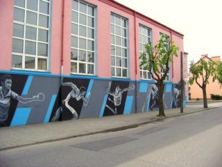 Budynek Hali sportowej