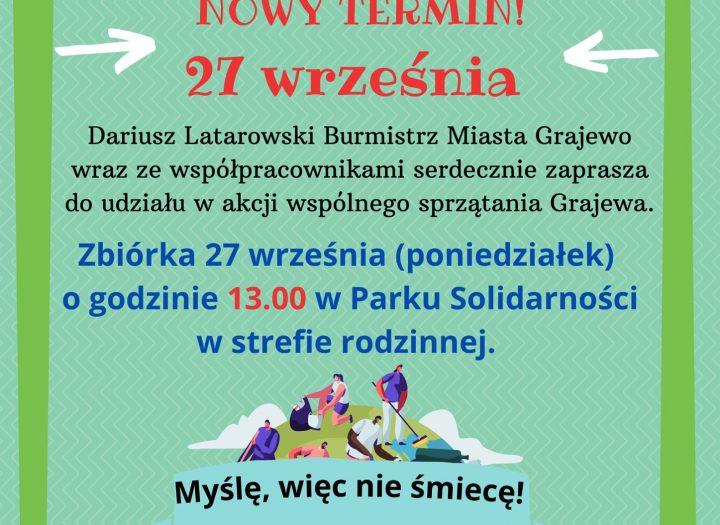 Sprzątanie świata – Polska 2021